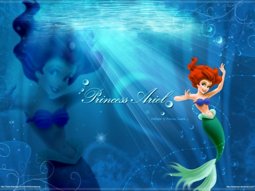 Princess Ariel Walle