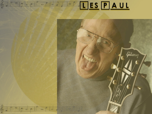 Les Paul Tribute