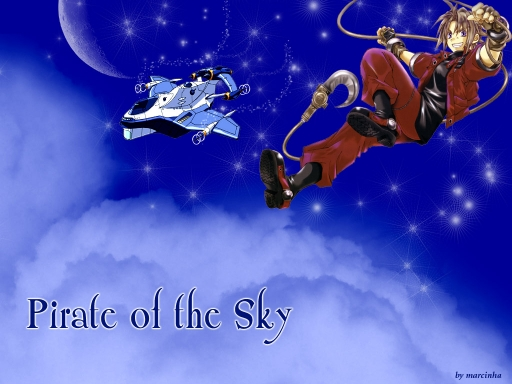 Pirate of the Sky