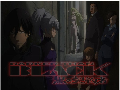 Darker than Black Stand Off