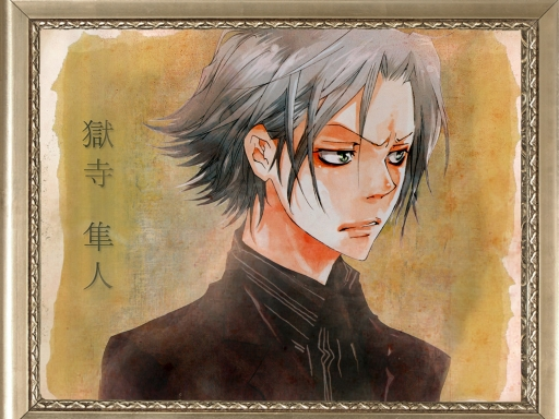 The Old Picture - Gokudera