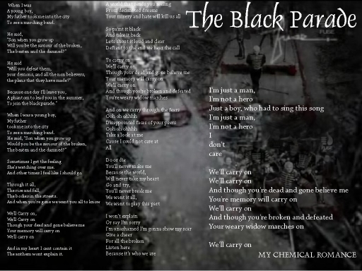 The black parade 2