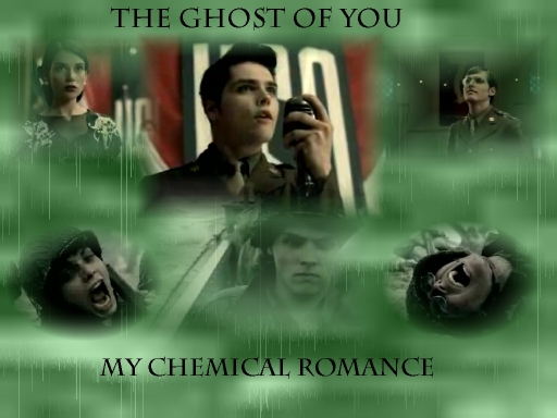 The ghost of you
