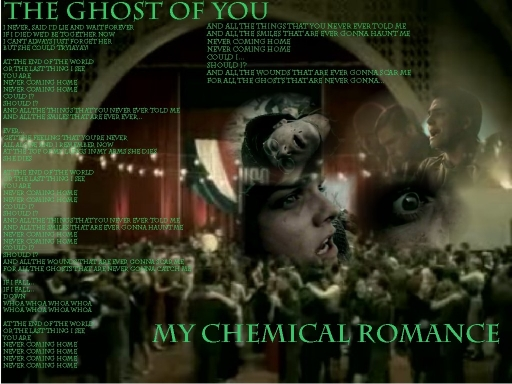 The ghost of you 2