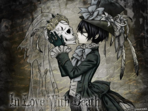 In Love With Death