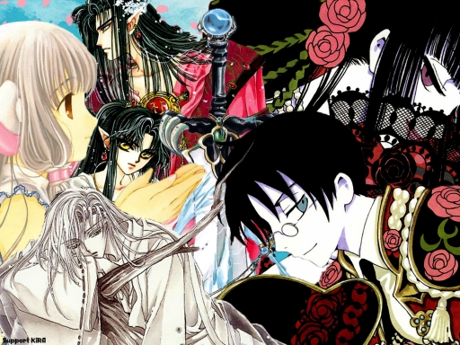The Beauty of CLAMP