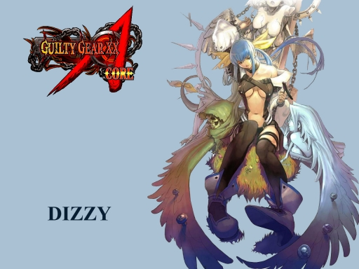 Guilty Gear's Dizzy