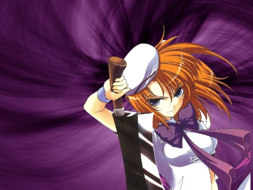 Purple Higurashi