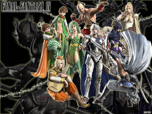 FF IV ! Complete ?