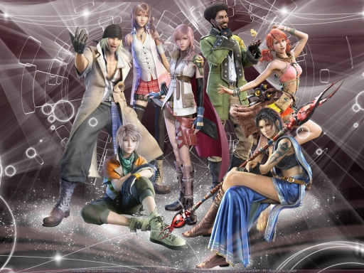 FF XIII Group