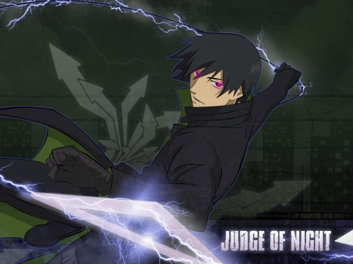 Judge of Night
