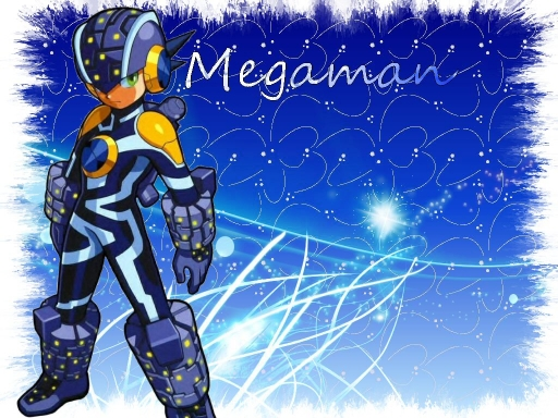 Megaman Aqua Bug Suit