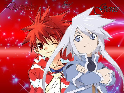 Daisuke &amp; Genis