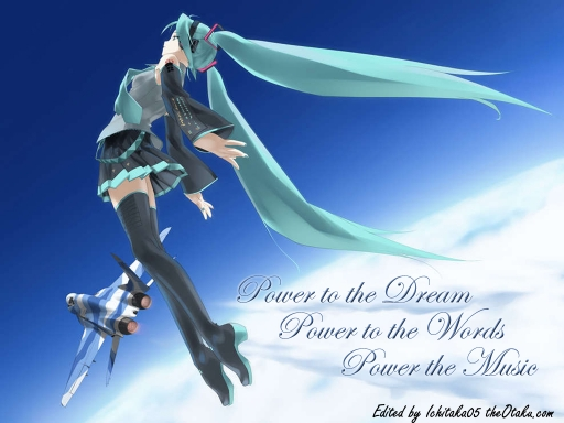 Power to the Dream