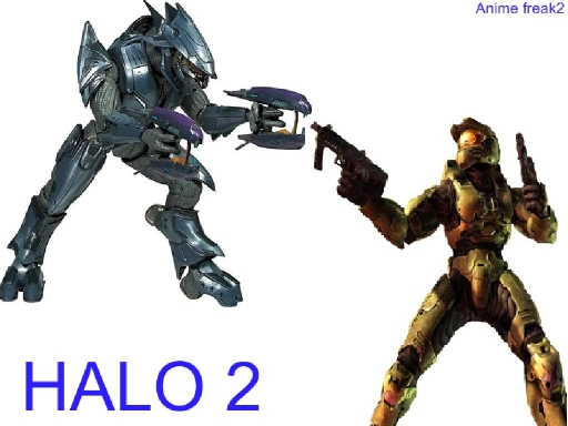 Arbeitor and Master Chief