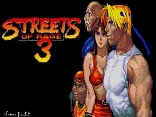 Image result for Streets of Rage 3