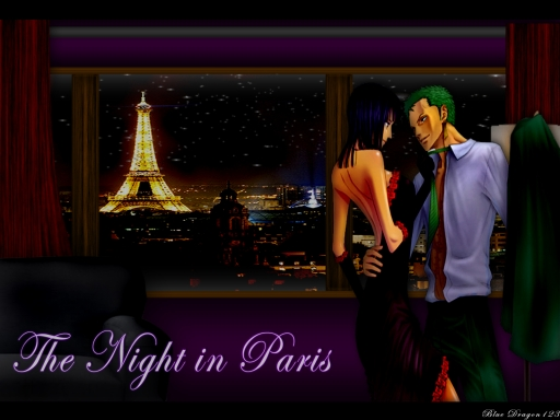 The Night in Paris