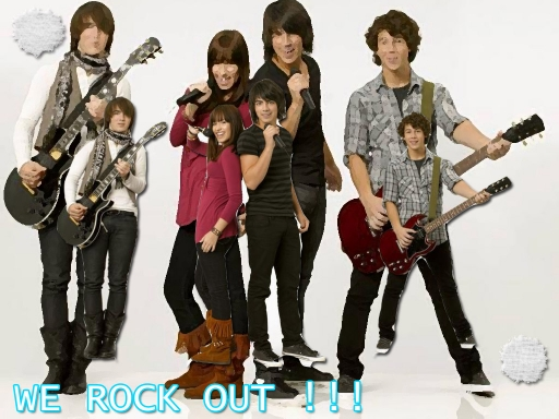 WE ROCK OUT!