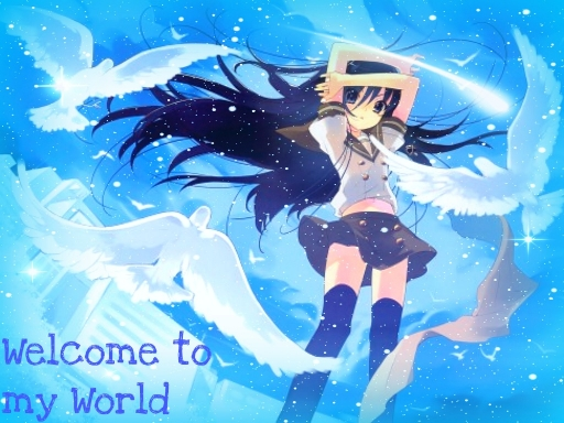 Welcome~