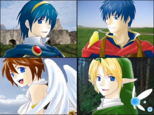 The Four Heroes