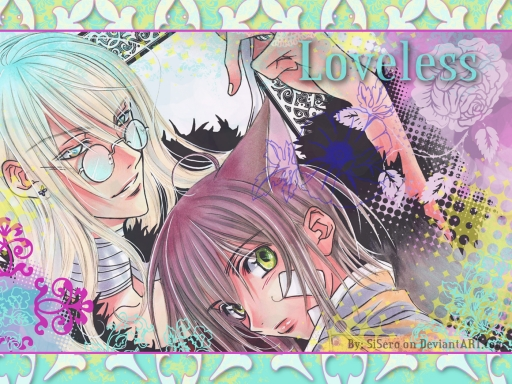 Loveless- Soubi and Ritsuka wa