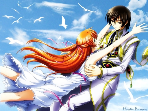 Lelouch and Shirley