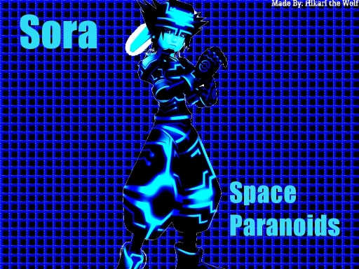Space Paranoids~
