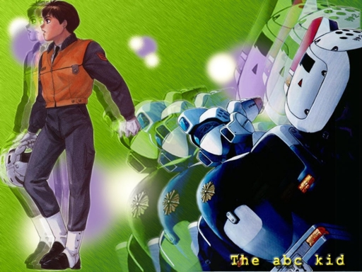 Patlabor Wallpaper 1