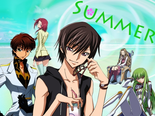 Summer with Geass