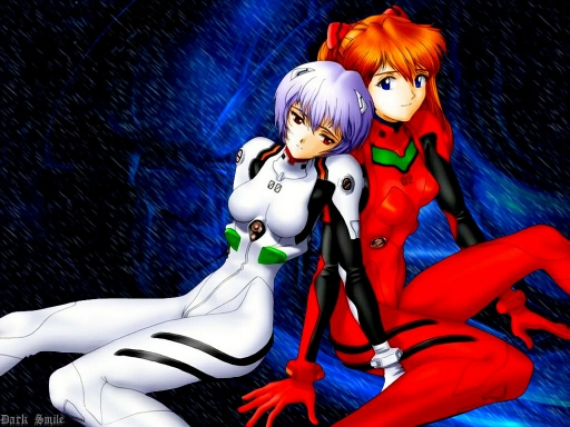 Rei and Asuka
