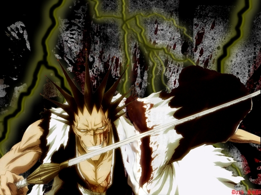 Kenpachi Battlestricken