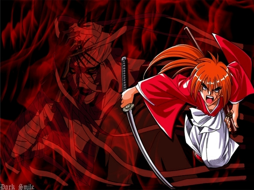 Shishio and Kenshin