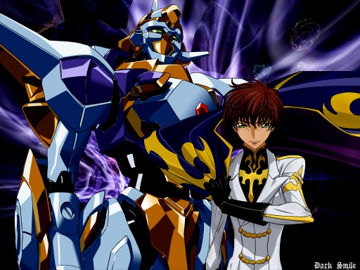 Suzaku and Lancelot