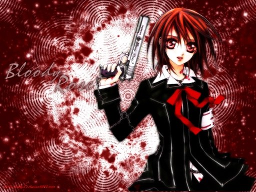 ::Bloody Rose Yuuki::