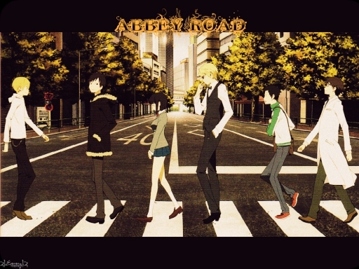 ABBEY ROAD by 21Emmz12