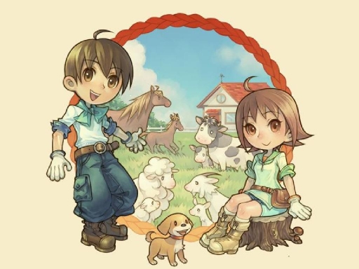 Harvest Moon:Tree Of Tranquili