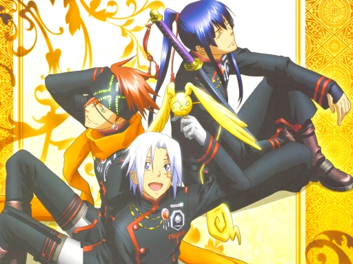D.Gray-Man: Not The End