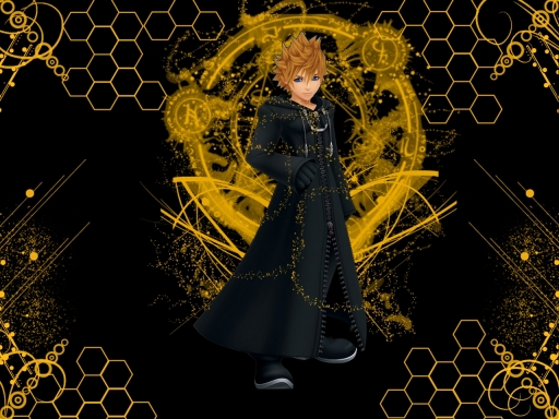 Roxas for my friend Dyuu!! x3