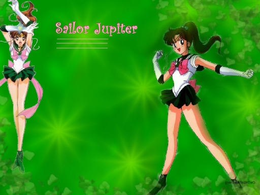 Sailor Jupiter for kamichama k