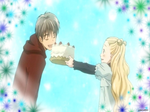 Sweet Cake~Honey&Clover
