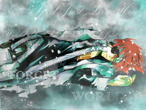 Forget the World~Lavi