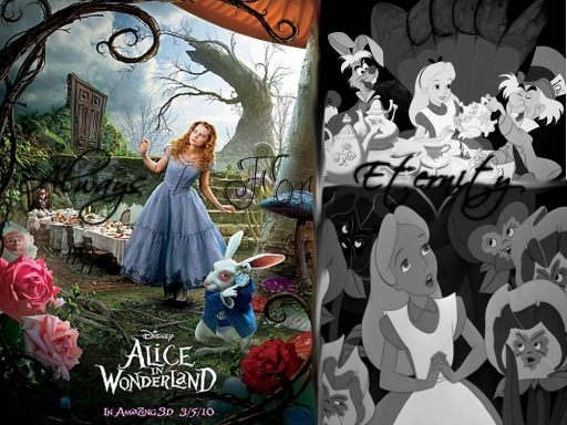 Alice for Eternity