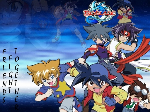 Beyblade Battle Buddies