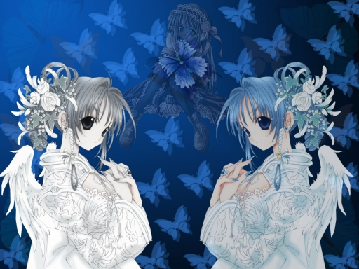 Butterfly Maidens