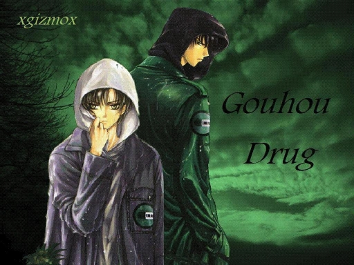 Gouhou drug,  Kudo and Himura