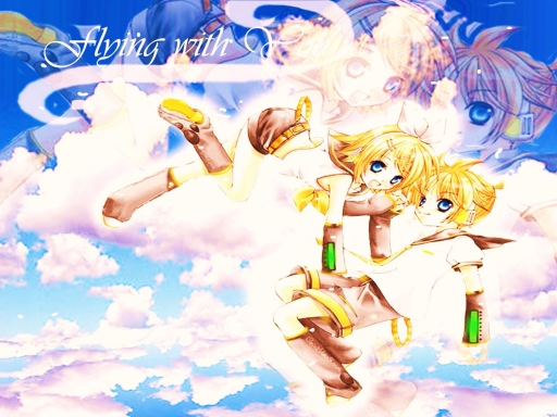 Flying with You~~Ã&cent