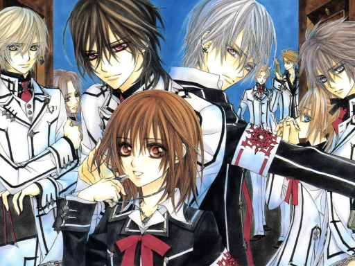 Vampire Knight Charecters