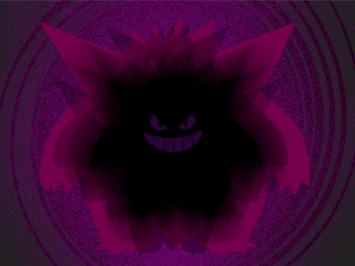 GENGAR'S NIGHT SHADE