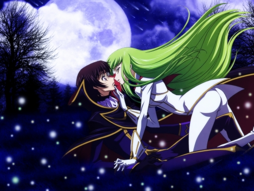 Lelouch and C. C