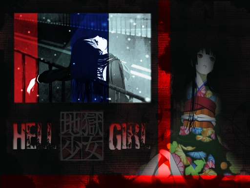 Hell girl rising